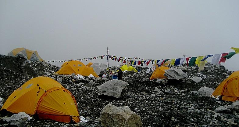 Everest Base Camp Trek with Island Peak   Nepal Eco Adventure