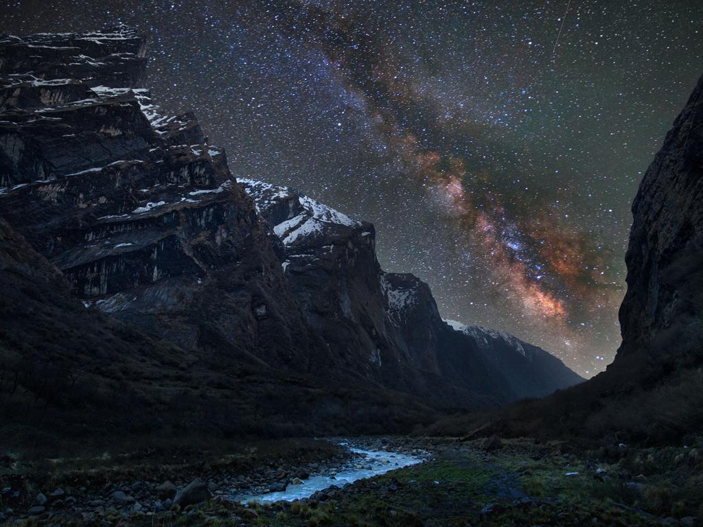 Himalays-facts