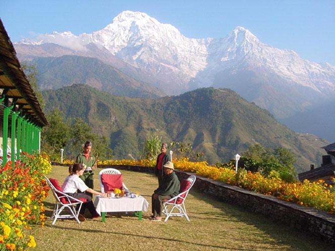 Luxury Trekking- Himalaya