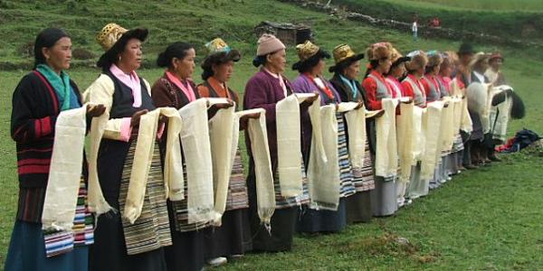 Sherpa culture- everest Trekking