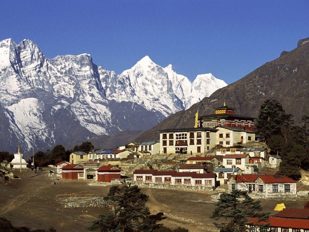 Tengboche-Monastery- everest- Trekking