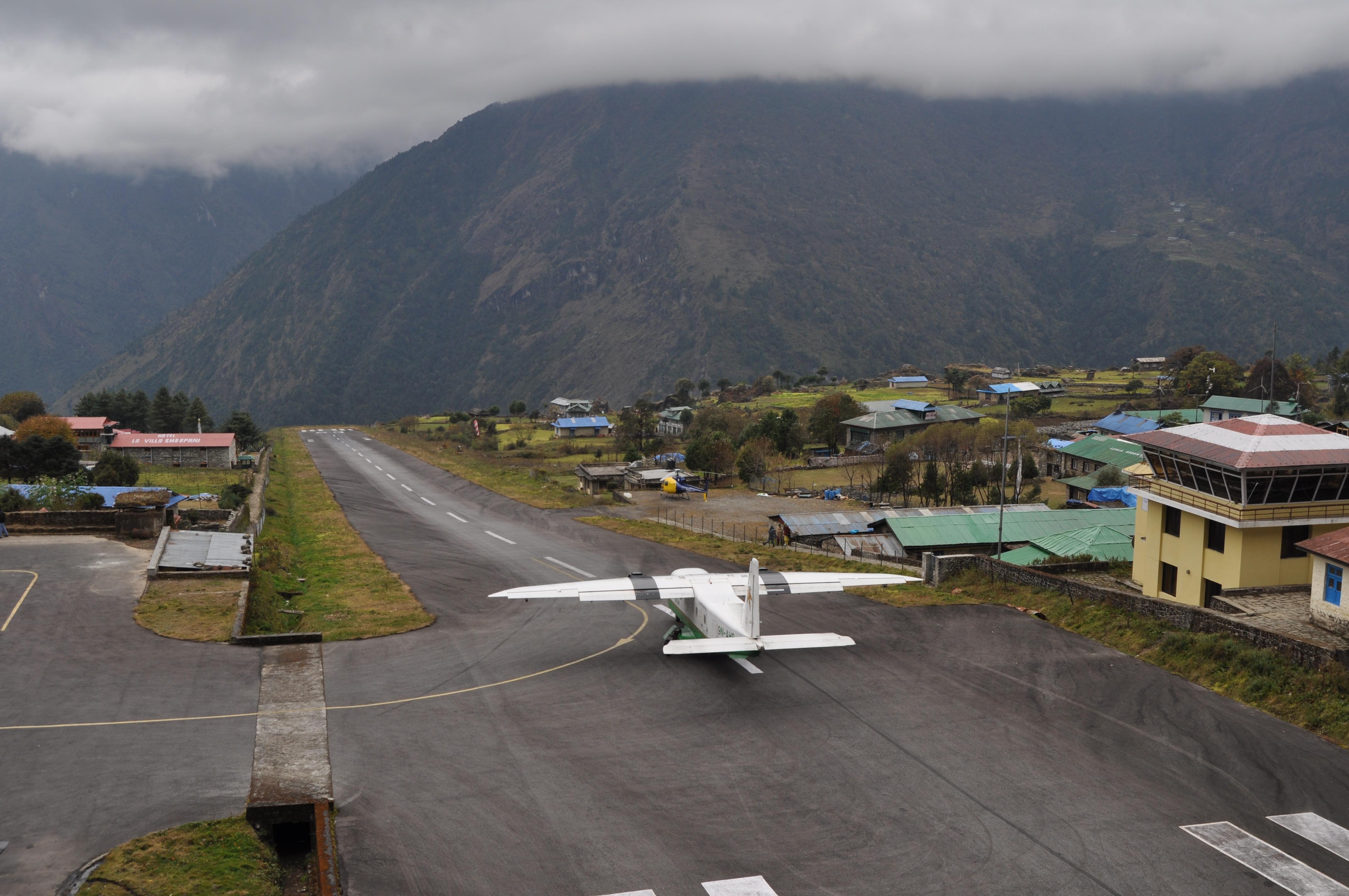 Tenzing Hillar Airport- Lukla- everest trekking