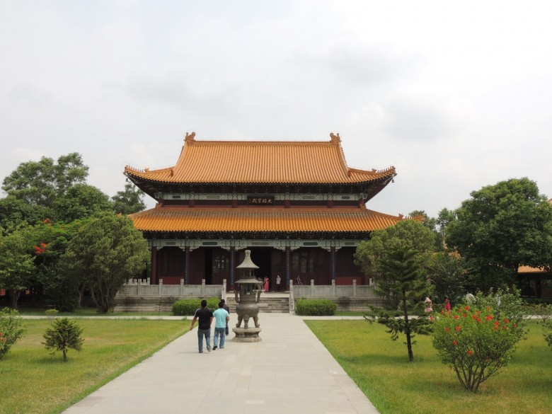 Chinese Temple- Attractions in Lumbini