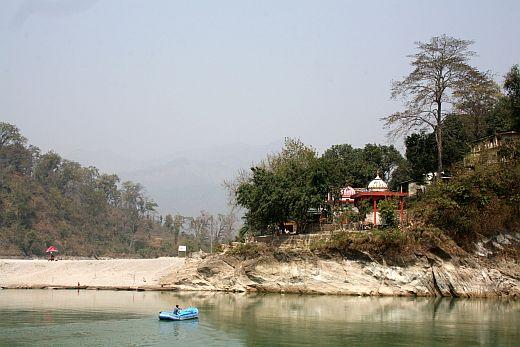 Devghat - a holy site