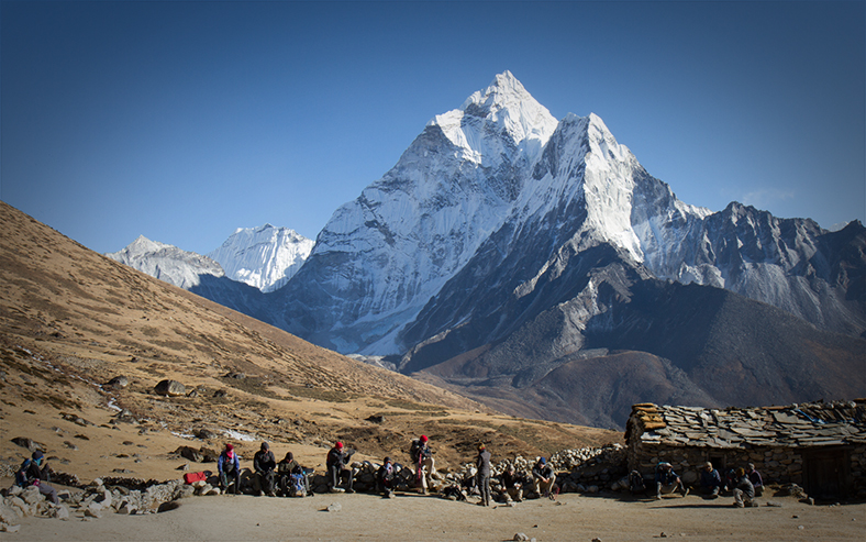 Study about the Everest Region