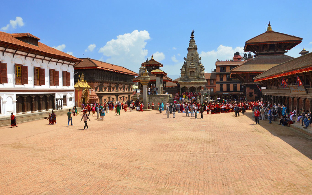 Bhaktapur durbar square - Cultural heritage of Nepal
