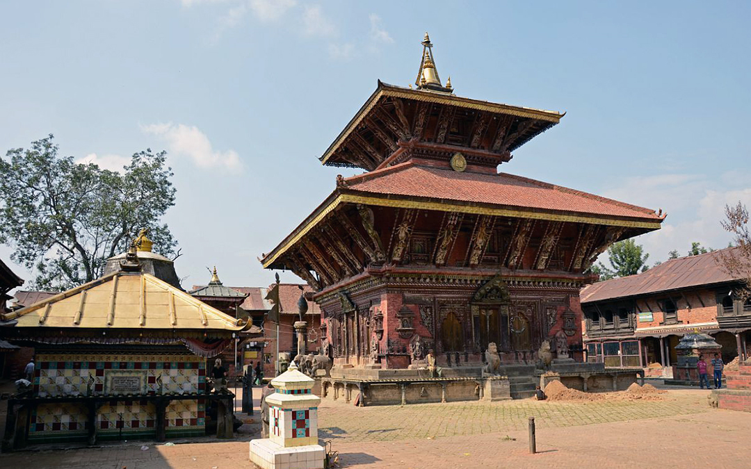 Changu Narayan - Cultural heritage of Nepal