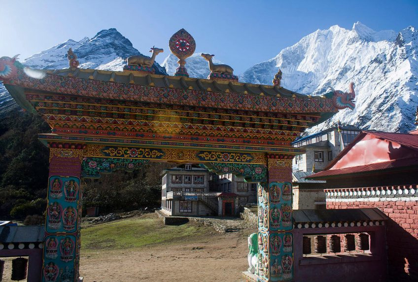 Major Attractions of Everest Base Camp trek