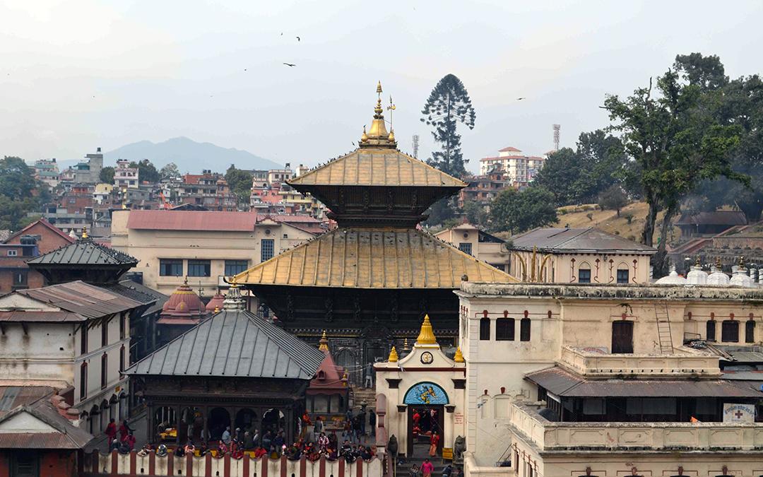 Pashupati - Cultural heritage of Nepal