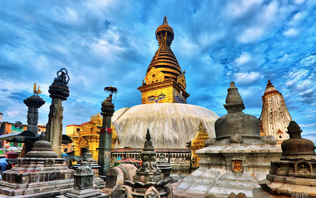 Swayambhunath - Cultural heritage of Nepal