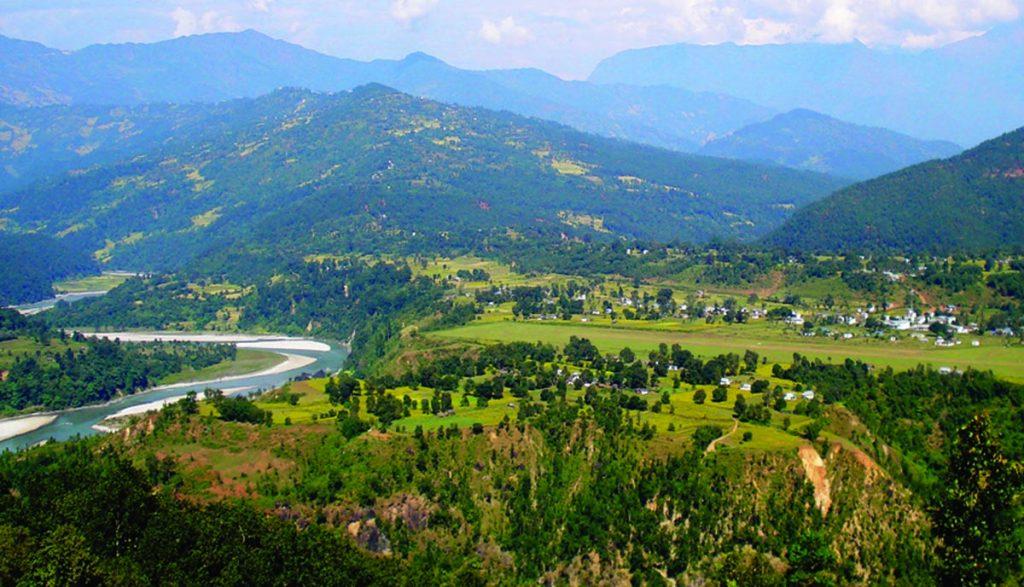 long trekking in Nepal Arun Valley trek