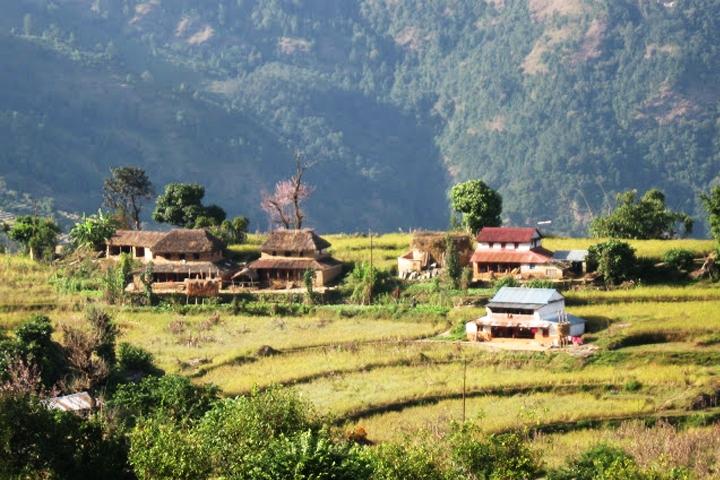 short trekking in Nepal panchase