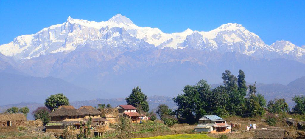 short trekking in Nepal chepang hill