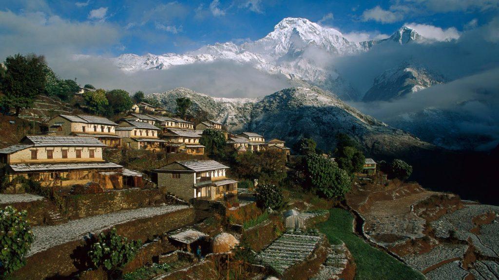 short trekking in Nepal Ghorepani-Poonhill-Ghandruk Trek