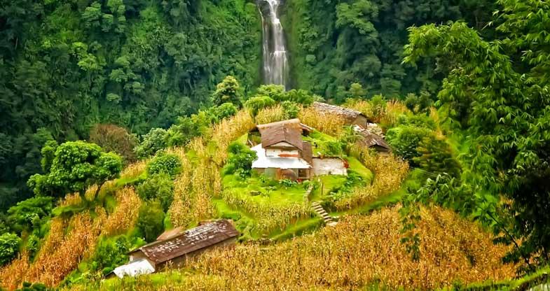 Remote Nepal
