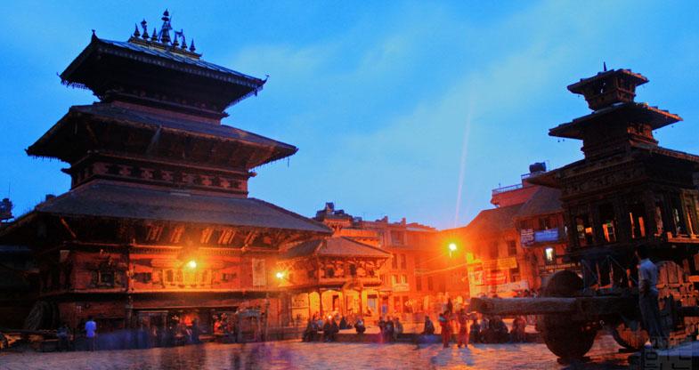 Bhaktpaur Durbar Square