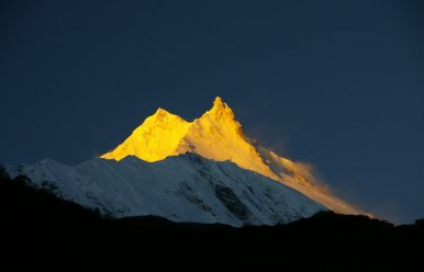 Why Trek in Manaslu