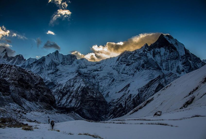 Trek to the Annapurna Region