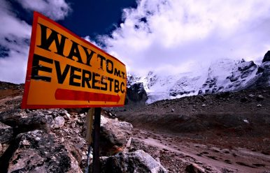 How Challenging is Everest base Camp Trekking