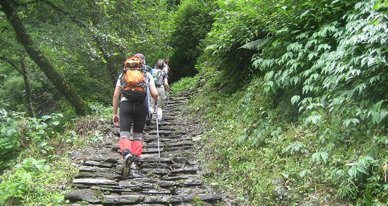 4 popular trekking in nepal