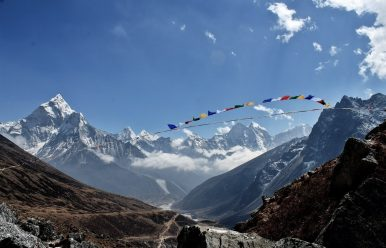 Everest Base Camp Elevation