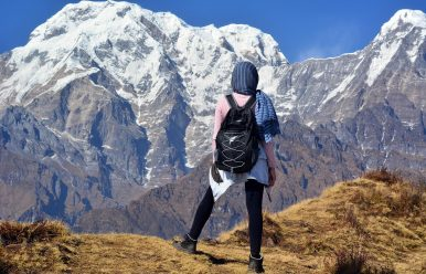 Female Trekking Guide in Nepal