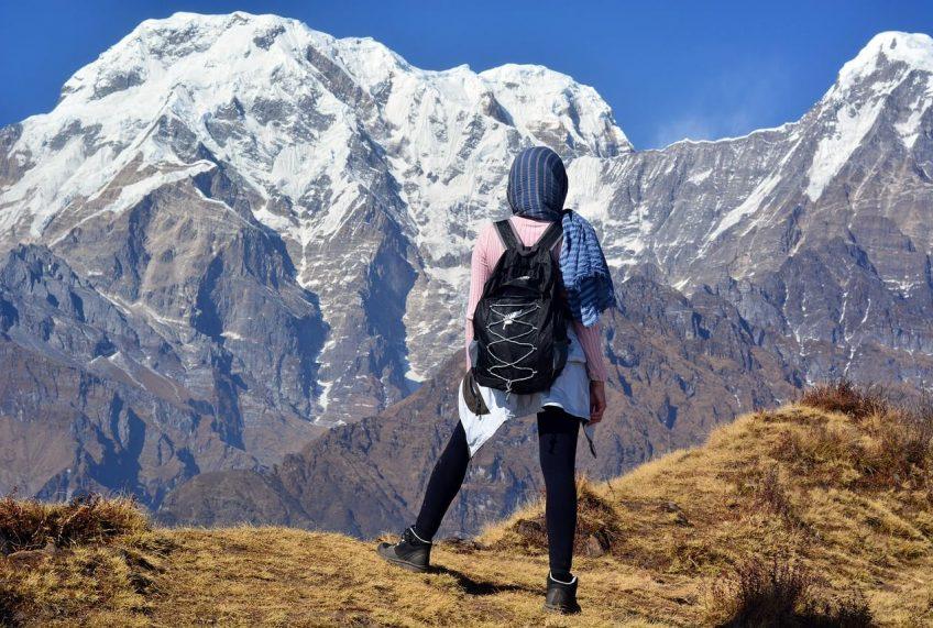 Female Trekking Guide in Nepal