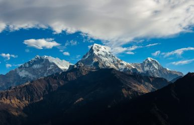 Trekking in Nepal in June