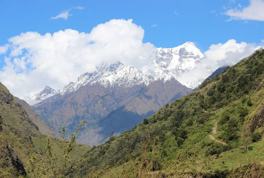 Manaslu Trek Detailed Itinerary