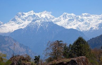 Manaslu Trek without Guide