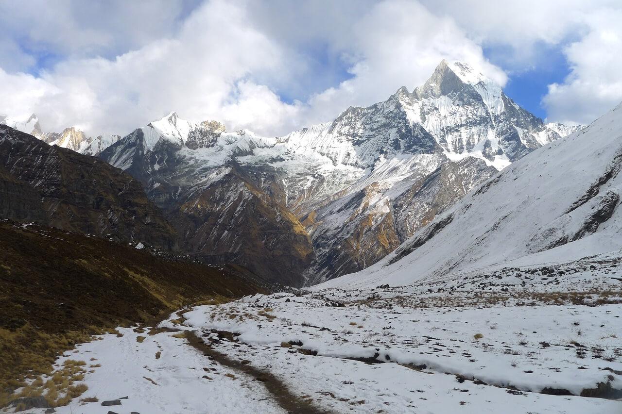 Annapurna Circuit Trek Weather and Temperatures