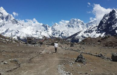 Everest Base Camp Trek Packing List for Autumn