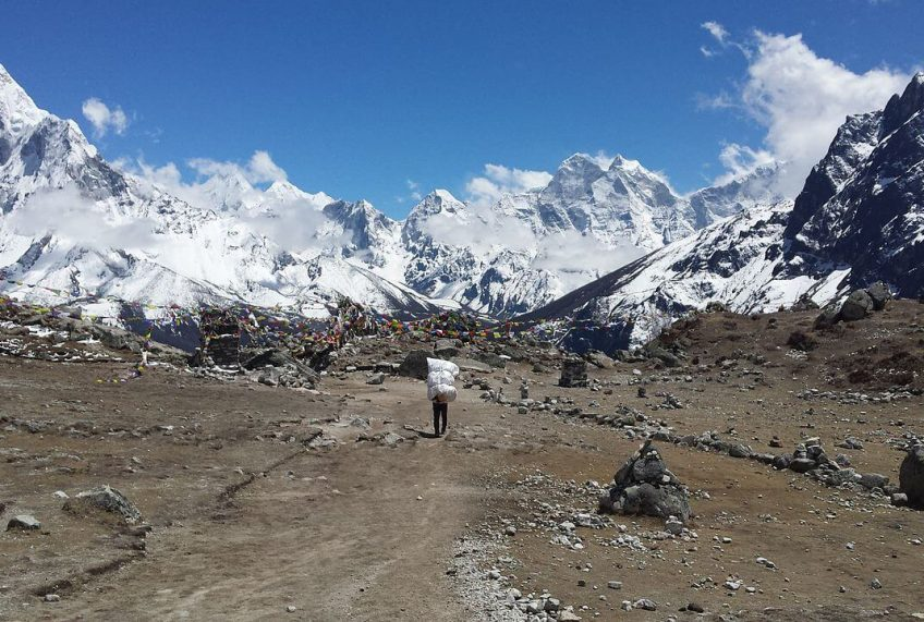 Everest Base Camp Trek Packing List for Autumn