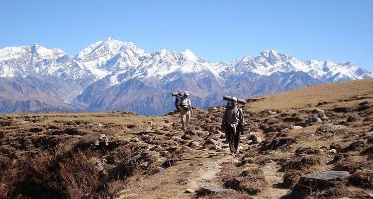 Everest Base Camp Trek Packing List for October, November ...