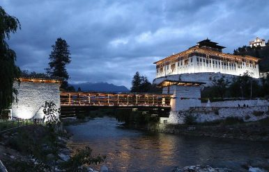 Tour in Bhutan in May