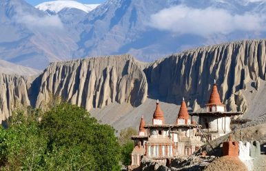 How Difficult is the Upper Mustang Trek