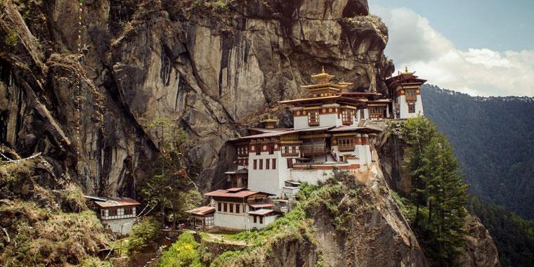 bhutan tourist attractions