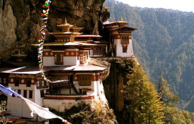Bhutan Tiger Nest Tour