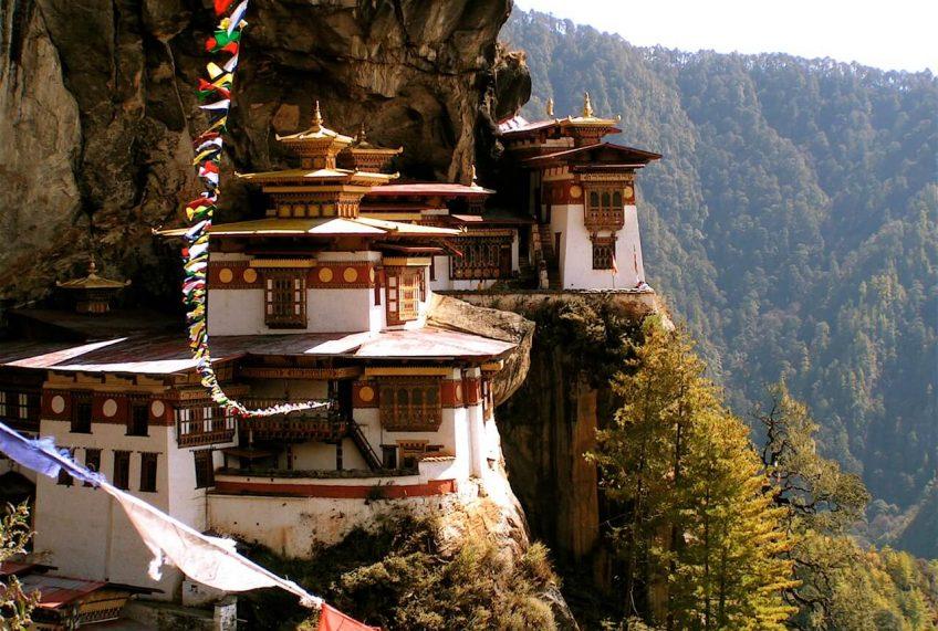 Bhutan Tiger Nest Tour