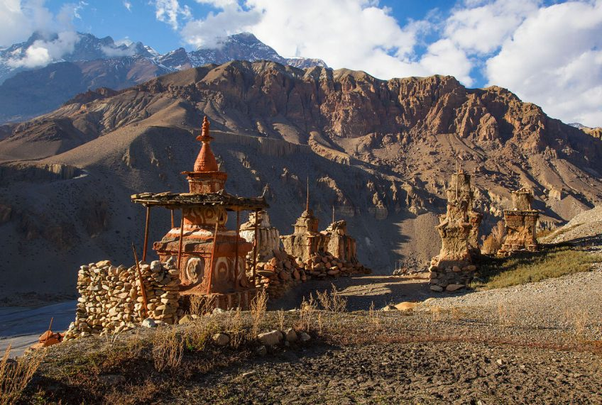 Upper Dolpo Trek Itinerary