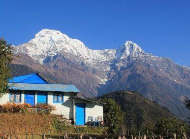 Ghorepani – Poonhill – Ghandruk Trek