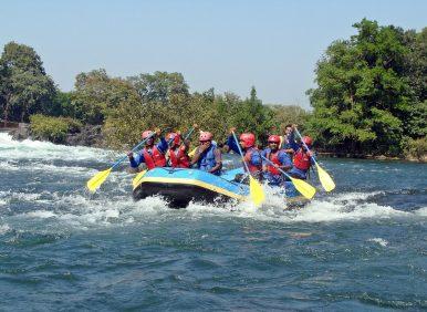 Kaligandaki Rafting