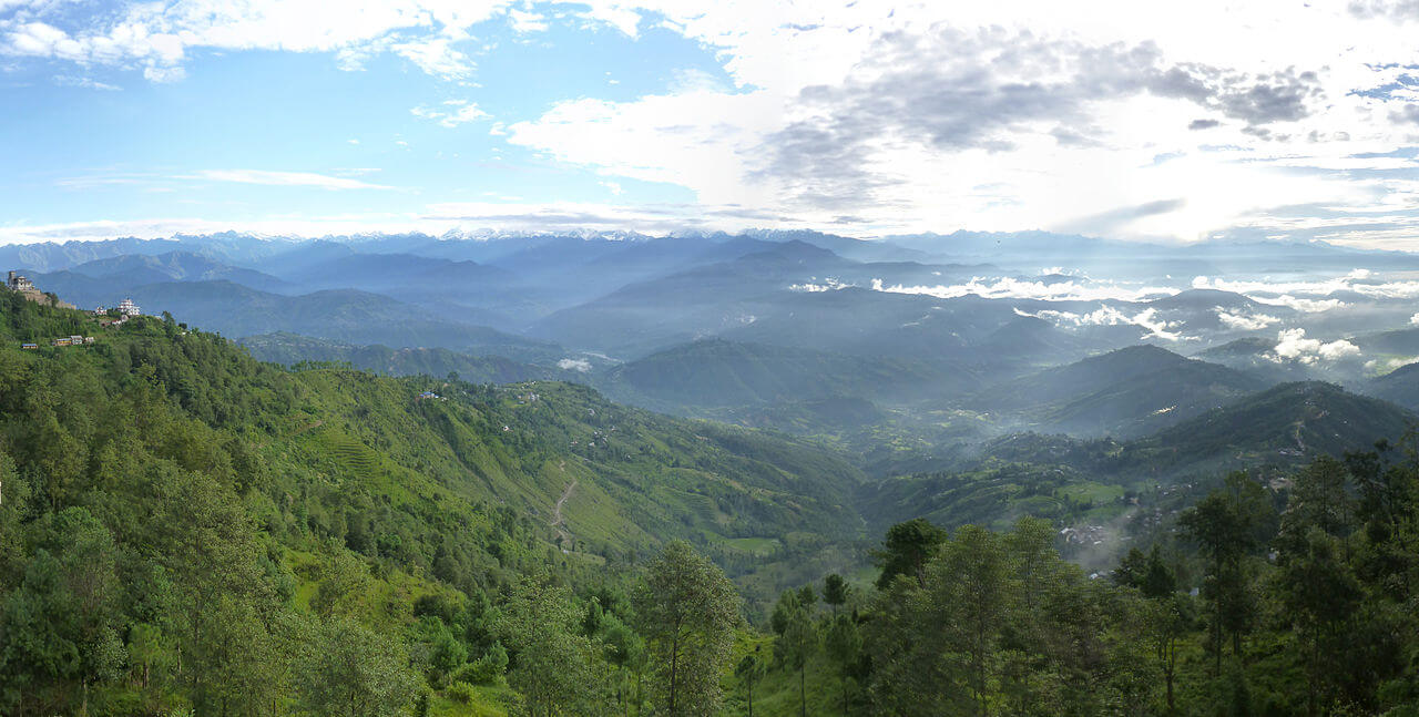 Nagarkot to Changunarayan Hike