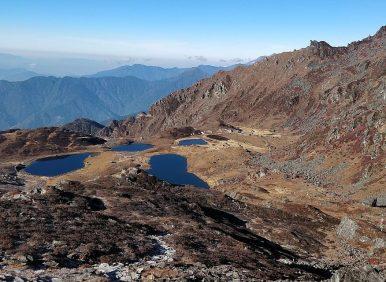 Panch Pokhari Trekking
