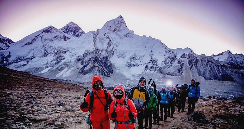 Shivalaya to Everest Base Camp Trek