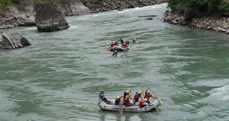 Karnali Rafting