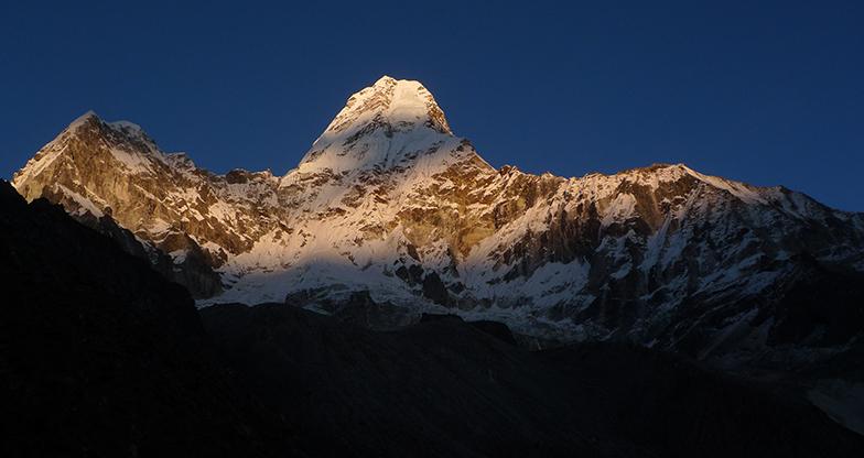 Phachermo Peak Climbing