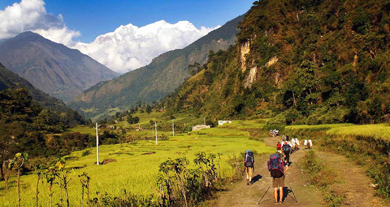 Things to Know about Easy Treks in Nepal