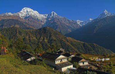 2 Day Treks in Nepal