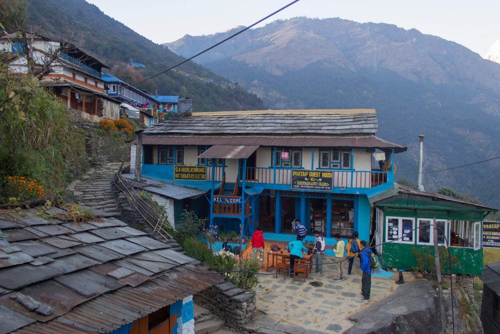 Accommodation Options During 2-Day Treks in Nepal